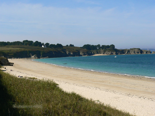 belle ile plage grands sables