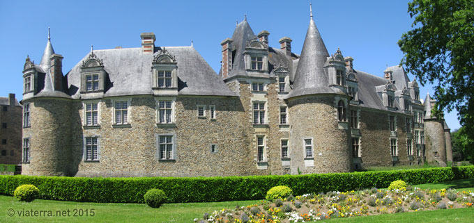 chateaubriant logis