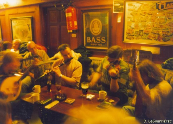 irish pub music