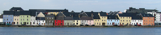 panorama galway
