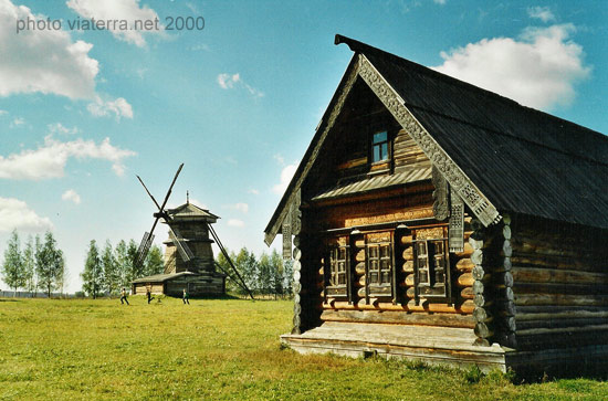suzdal open air museum
