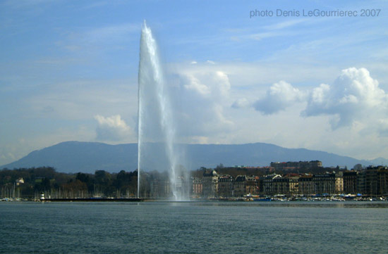 fountain lake geneva
