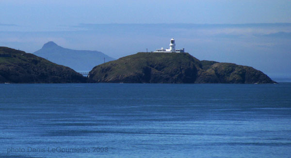 strumble head pembrokeshire